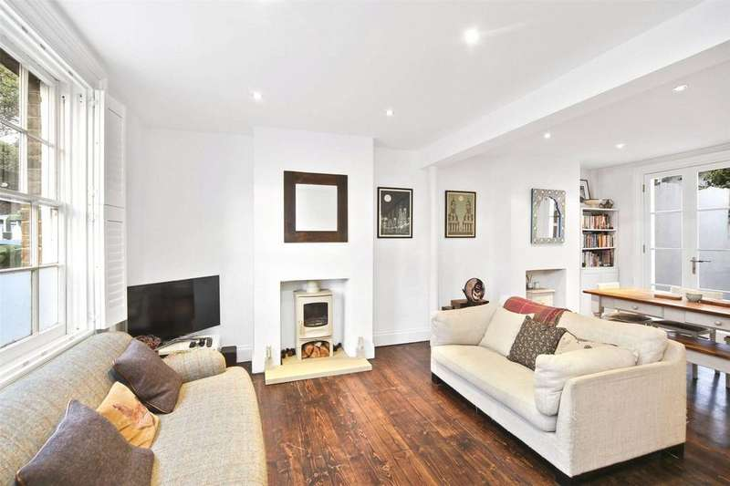 2 Bedrooms Terraced House for sale in Maidenstone Hill, Greenwich, London, SE10