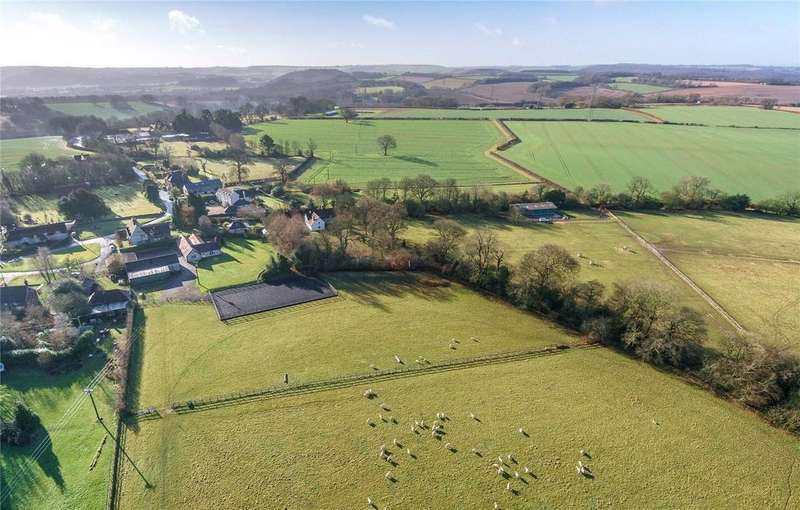 5 Bedrooms Equestrian Facility Character Property for sale in Froxfield Green, Petersfield, Hampshire, GU32