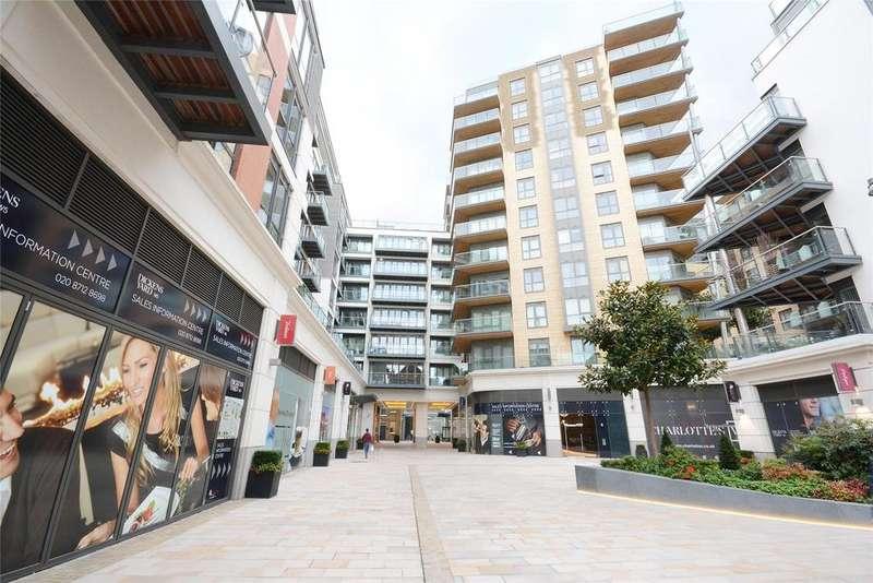 2 Bedrooms Flat for sale in Dickens Yard, Longfield Avenue, London, W5