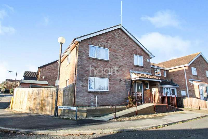 4 Bedrooms Detached House for sale in Constable Close, Neath Hill