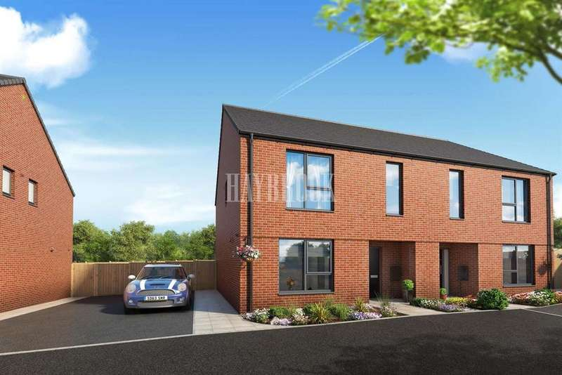 3 Bedrooms Semi Detached House for sale in The Loxley at Birchlands, Sheffield S4