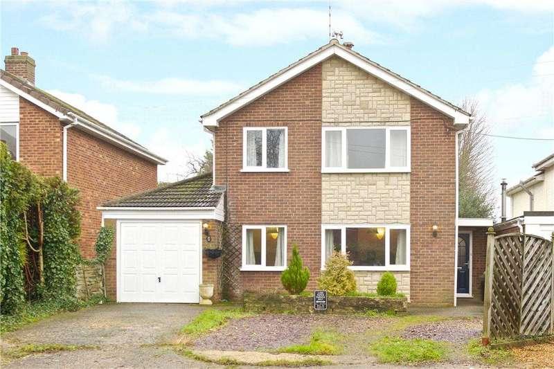 3 Bedrooms Detached House for sale in Filgrave, Filgrave, Buckinghamshire