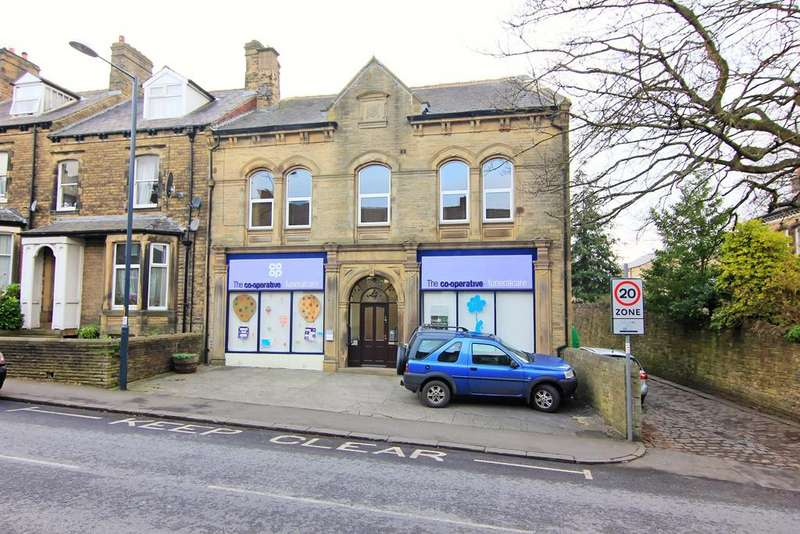 3 Bedrooms Apartment Flat for sale in 38a Keighley Road , Skipton,