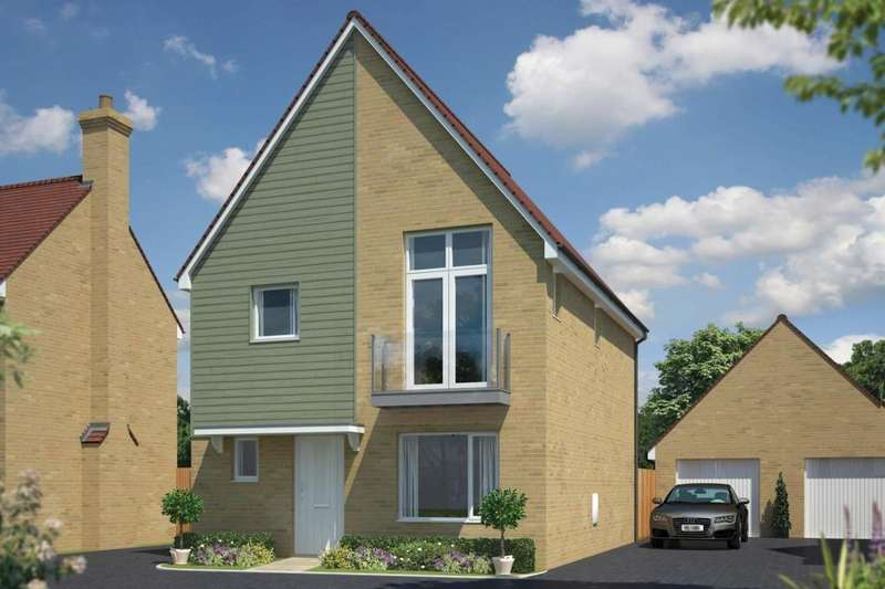 3 Bedrooms Detached House for sale in Little Waltham, Chelmsford, Essex, CM3