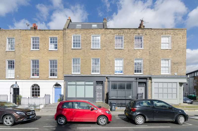 1 Bedroom Flat for sale in St Pancras Way, Camden, NW1