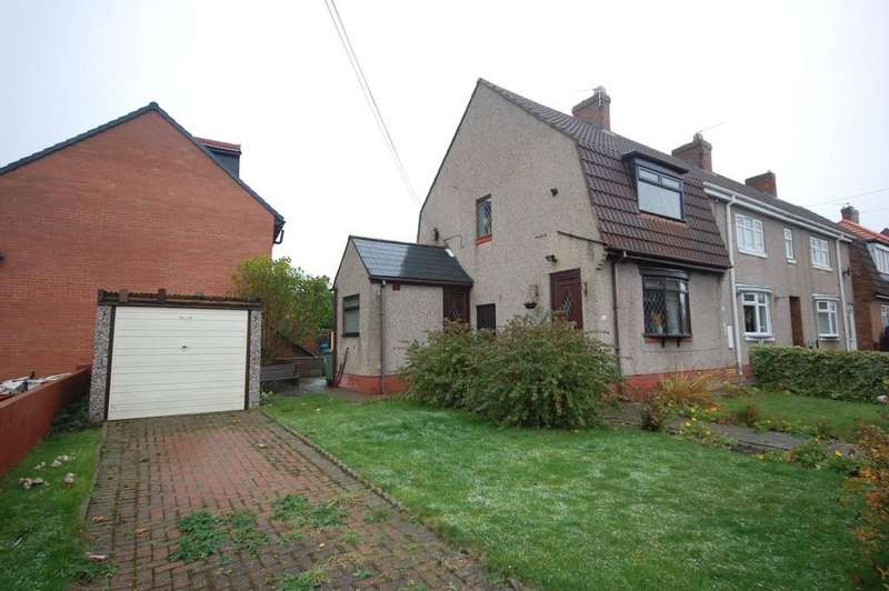 2 Bedrooms Terraced House for sale in Wheatley Terrace, Wheatley Hill