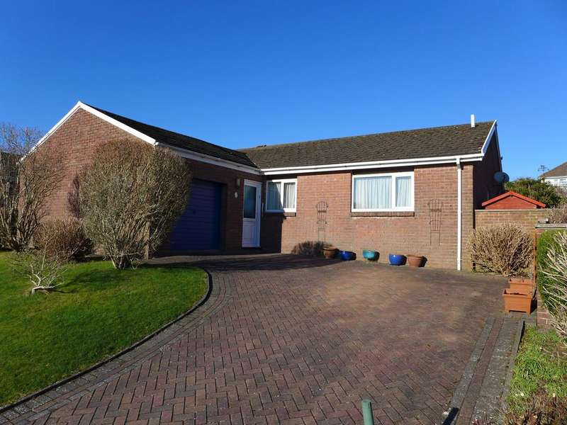 4 Bedrooms Detached Bungalow for sale in Shakespeare Close, Haverfordwest
