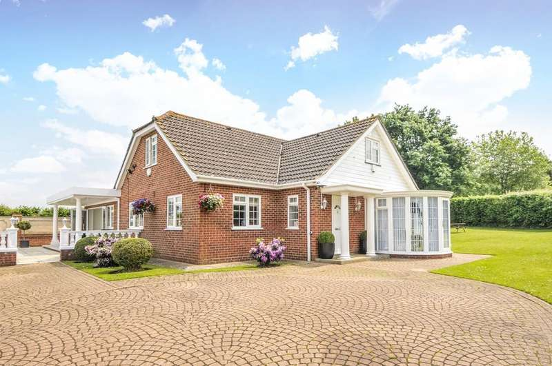 4 Bedrooms Detached House for sale in College Road Swanley BR8