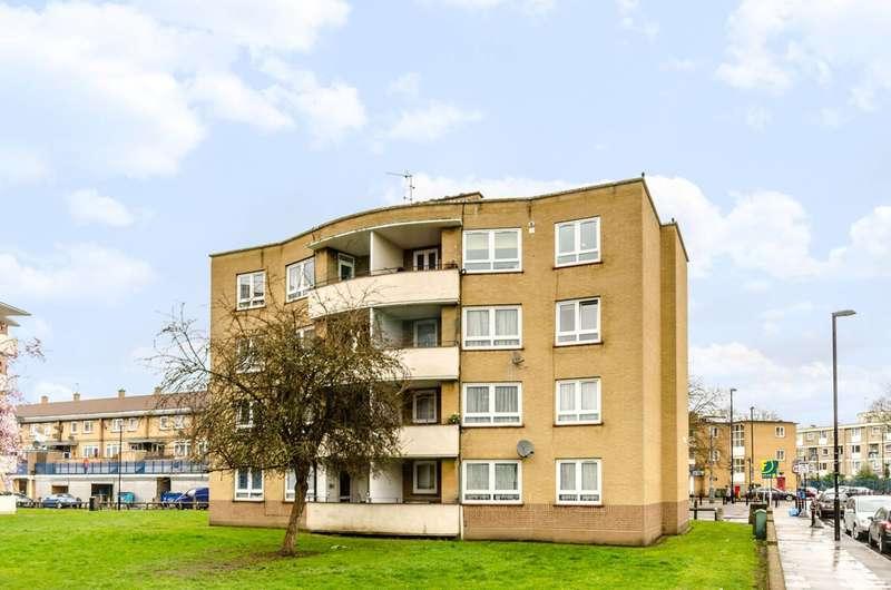 3 Bedrooms Flat for sale in Abinger Grove, Deptford, SE8