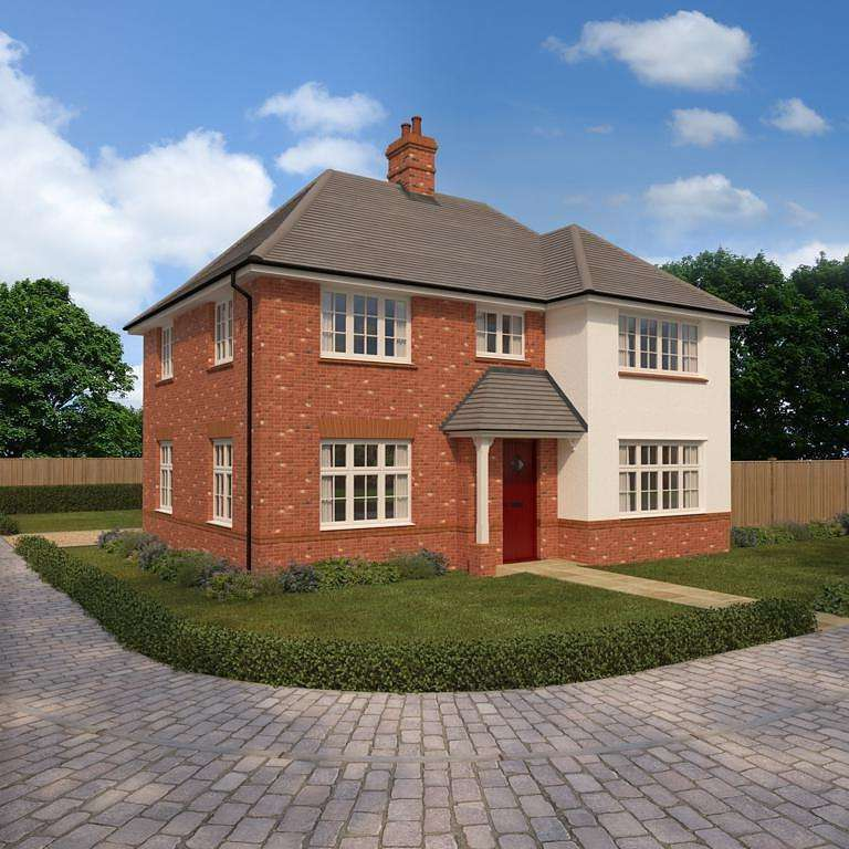 4 Bedrooms Detached House for sale in Ongar Road, Dunmow, Essex, CM6