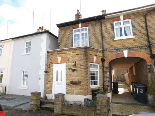2 Bedrooms Semi Detached House for sale in Cottage Grove, Surbiton