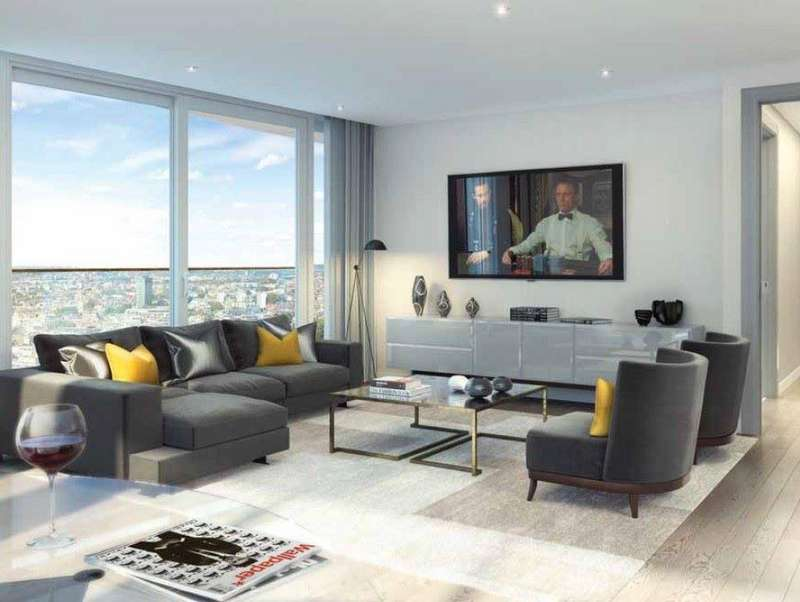1 Bedroom Flat for sale in London Dock
