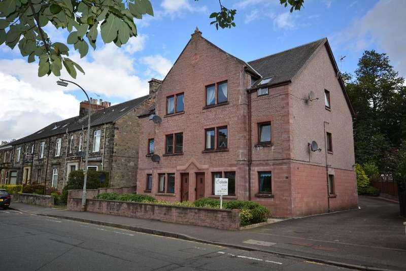2 Bedrooms Flat for sale in Grange Road, Flat 6, Alloa, Stirling, FK10 1LR