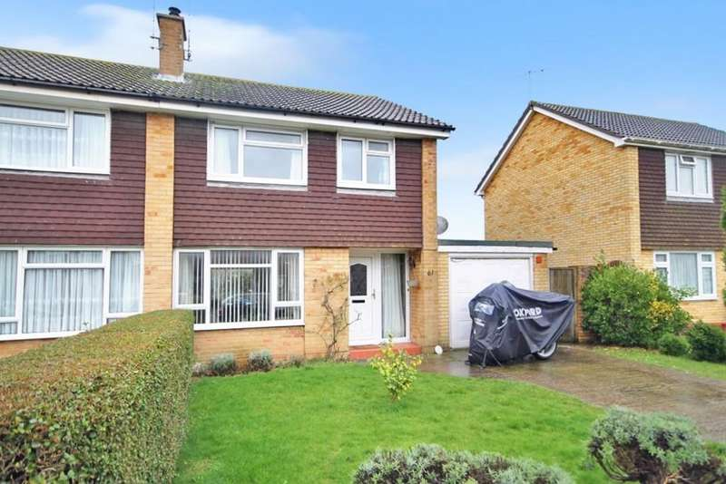 4 Bedrooms Semi Detached House for sale in 61 Upton Road