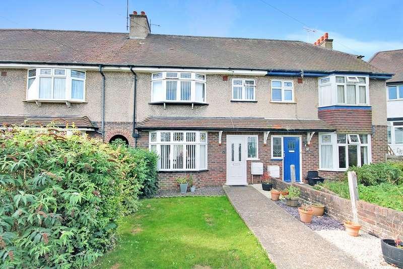 3 Bedrooms Terraced House for sale in Windlesham Close, Portslade, BN41 2LJ
