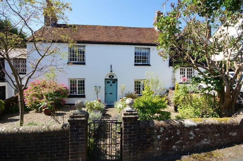 3 Bedrooms Cottage House for sale in School Lane, Washington, West Sussex, RH20 4AP