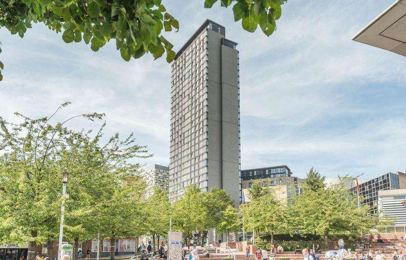 2 Bedrooms Apartment Flat for sale in City Lofts, St Pauls Square, Sheffield S1 2LJ - NO CHAIN INVOLVED - EARLY COMPLETION AVAILABLE