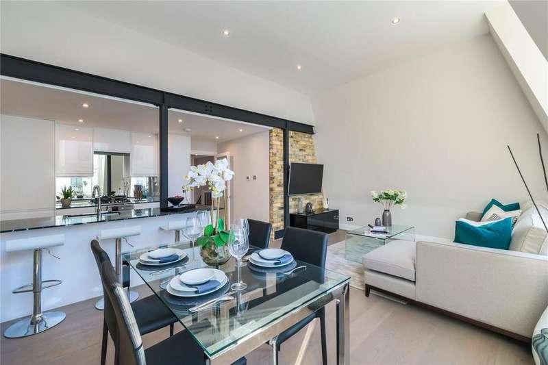 2 Bedrooms Maisonette Flat for sale in Queen's Gate Gardens, Kensington, London, SW7