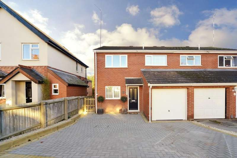 3 Bedrooms Semi Detached House for sale in Henry Street, Kenilworth