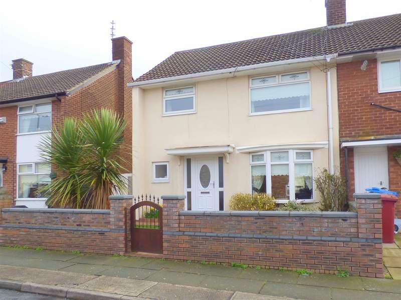 3 Bedrooms Terraced House for sale in Lancaster Road, Huyton, Liverpool