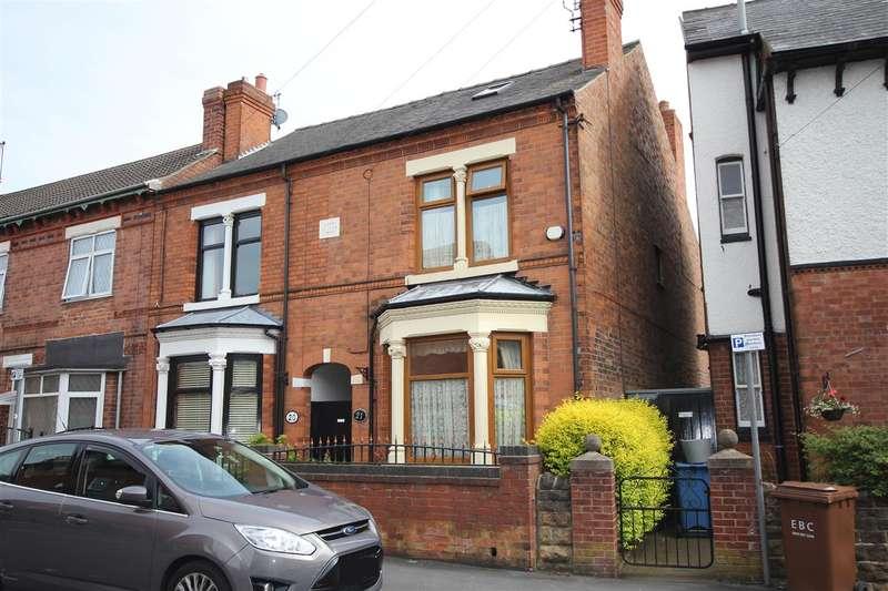 3 Bedrooms Semi Detached House for sale in 'Lawn Villas', 21 St Marys Street, Ilkeston
