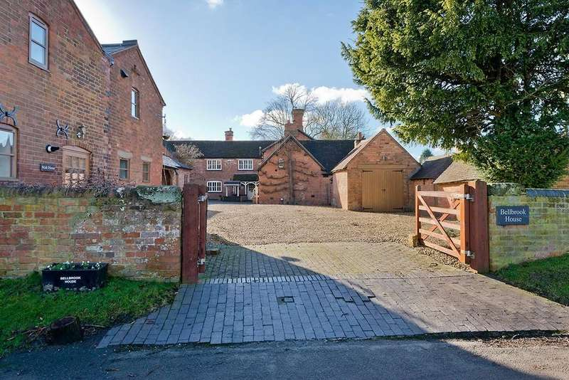 5 Bedrooms Detached House for sale in Bell Lane, Snitterfield
