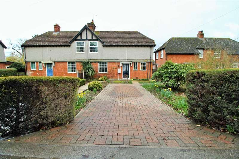 4 Bedrooms Semi Detached House for sale in The Crescent, Great Horkesley, Colchester