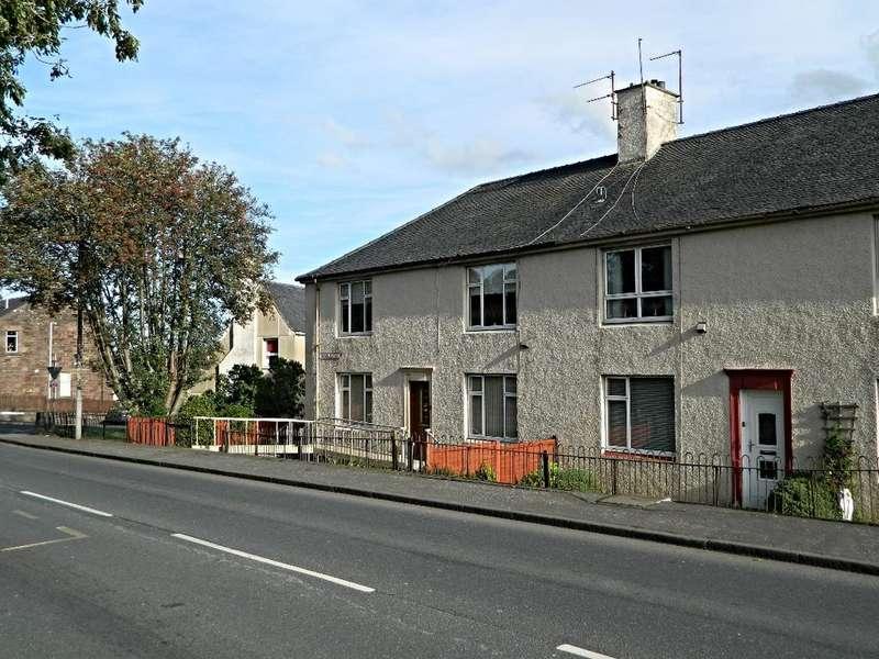 2 Bedrooms Flat for sale in Cassillis Terrace, Maybole, Ayrshire, KA19 7HN