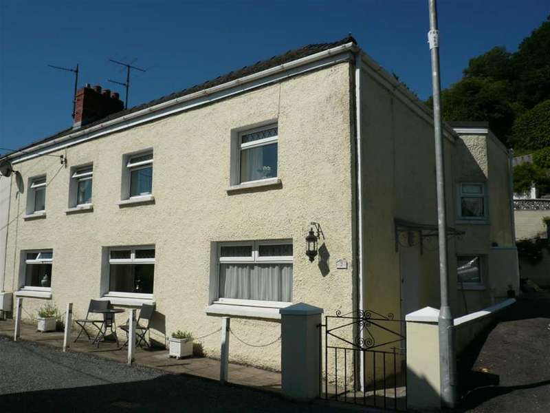 5 Bedrooms Semi Detached House for sale in Carmarthen