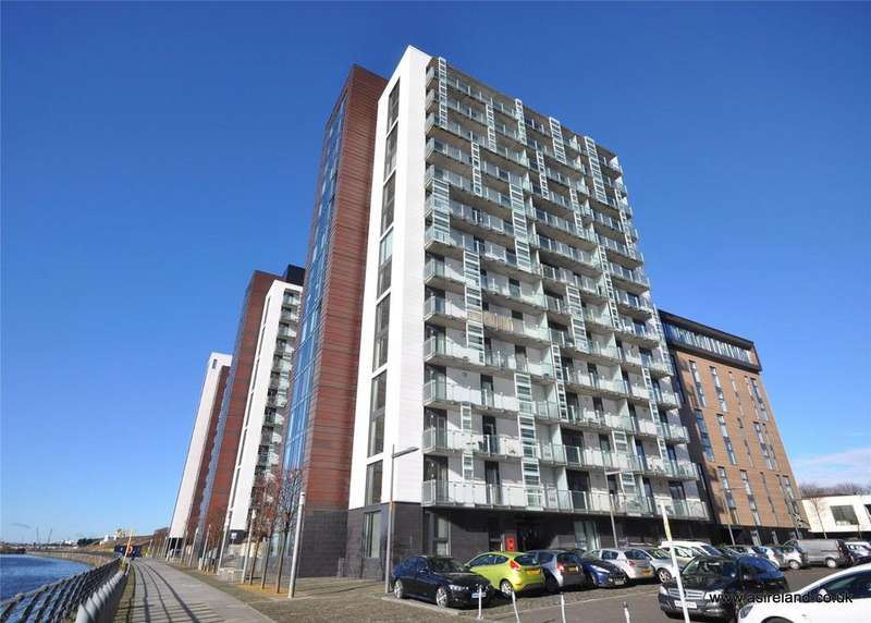 2 Bedrooms Flat for sale in 8/1, 16 Castlebank Place, Glasgow Harbour, G11