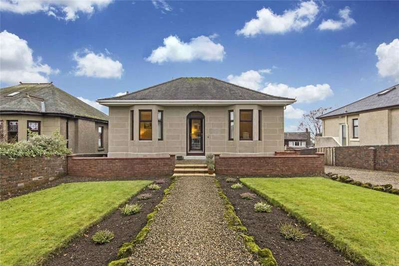 3 Bedrooms Detached Bungalow for sale in Southridge, 46 Roebank Road, Beith, Ayrshire, KA15