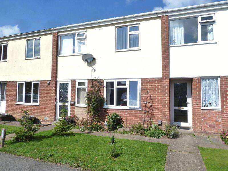 3 Bedrooms Terraced House for sale in Kennedy Avenue, Alford