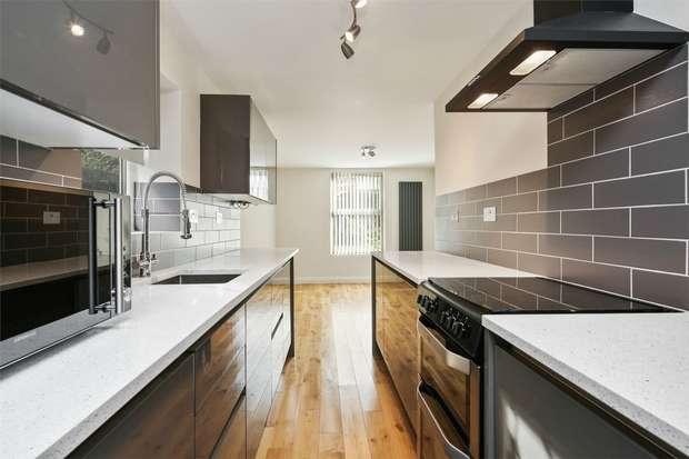 1 Bedroom Flat for sale in Windsor Road, Ealing