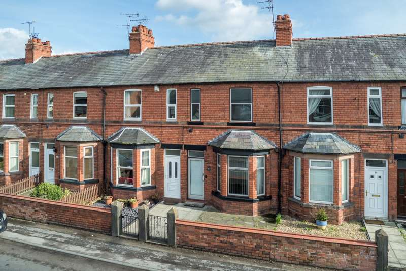 2 Bedrooms House for sale in 2 bedroom House Terraced in Helsby
