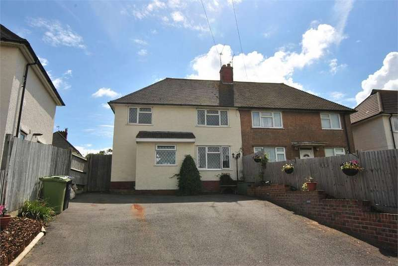 4 Bedrooms Semi Detached House for sale in London Road, BEXHILL-ON-SEA, East Sussex