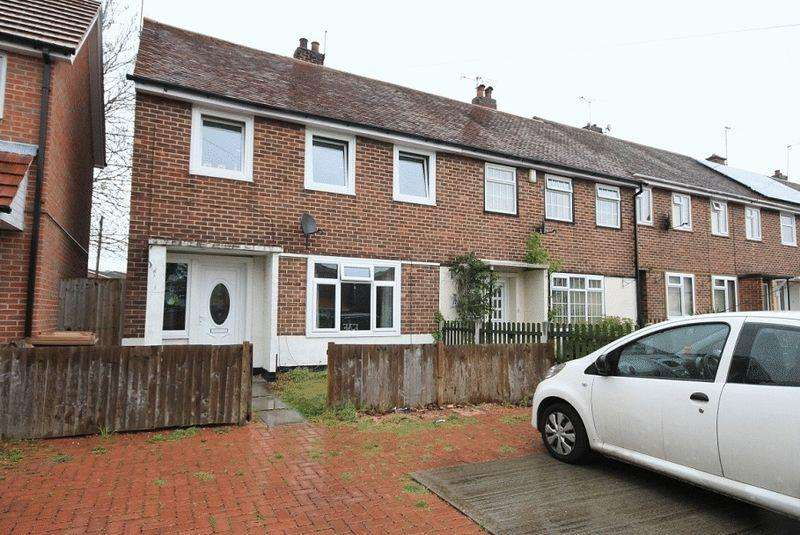 3 Bedrooms End Of Terrace House for sale in MAX ROAD, CHADDESDEN