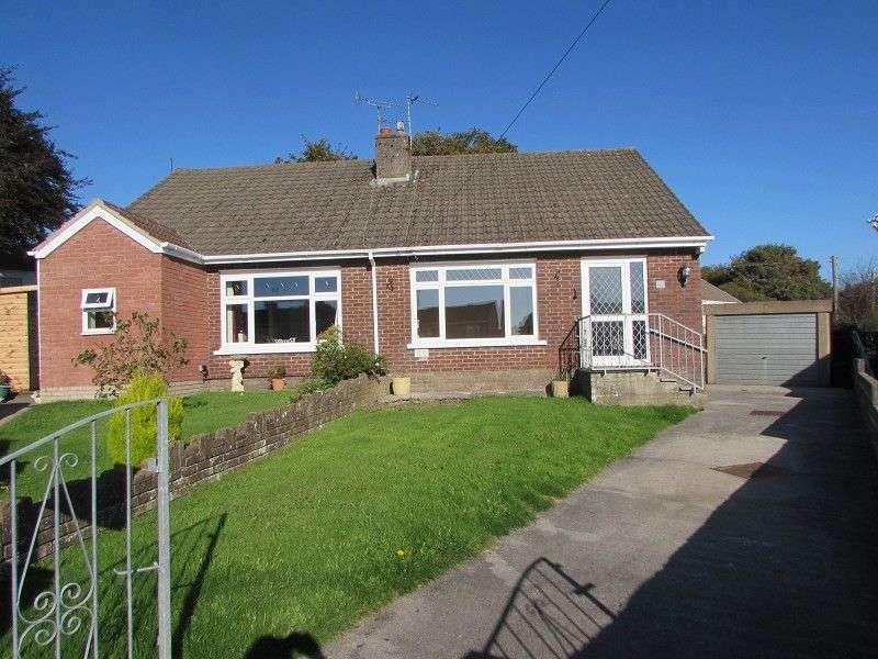 3 Bedrooms Semi Detached House for sale in Pant-Y-Ffynnon , Pencoed, Bridgend. CF35 6RU
