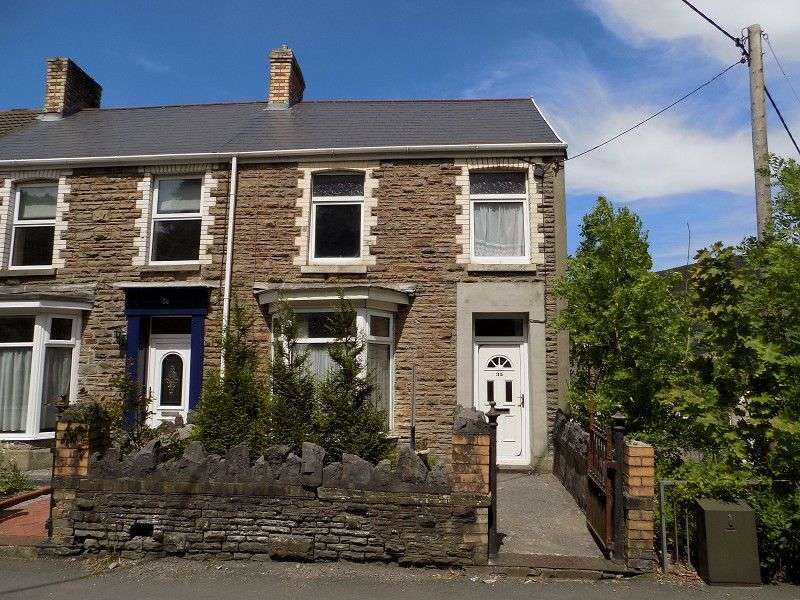 4 Bedrooms End Of Terrace House for sale in Ynys Y Gwas , Cwmavon, Port Talbot, Neath Port Talbot. SA12 9AB