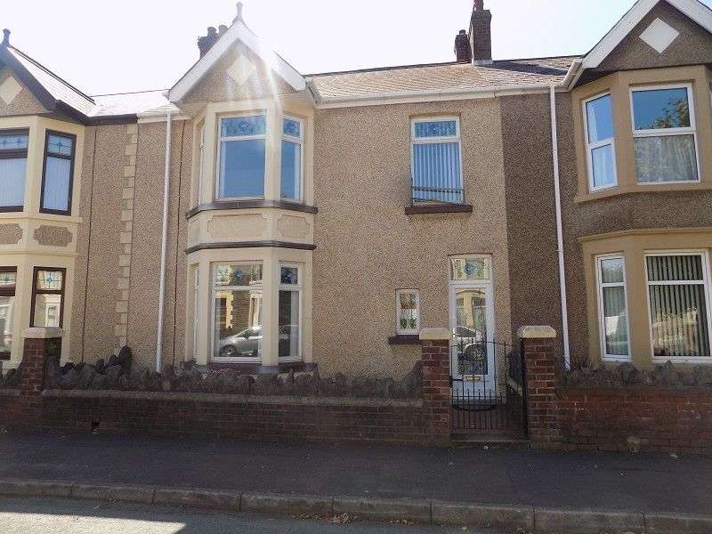 3 Bedrooms Terraced House for sale in Gower Street, Port Talbot, Neath Port Talbot. SA13 1SL