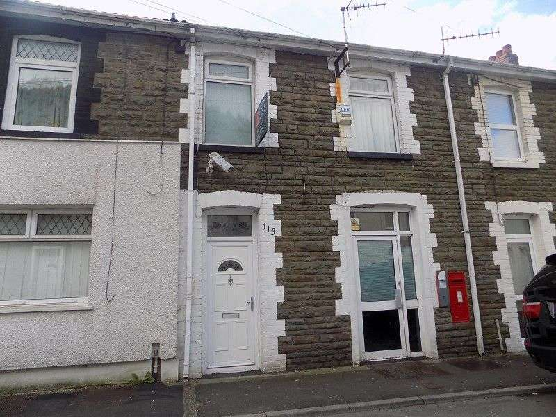 2 Bedrooms Terraced House for sale in Jersey Road, Blaengwynfi, Port Talbot, Neath Port Talbot. SA13 3TE