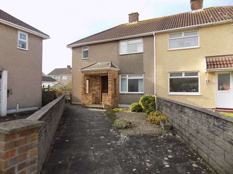 3 Bedrooms Semi Detached House for sale in Purple Close, Sandfields Estate, Port Talbot, Neath Port Talbot. SA12 7BA