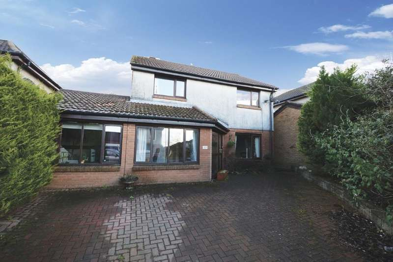 5 Bedrooms Detached Villa House for sale in 11 Inverclyde View, Largs, KA30 9DP