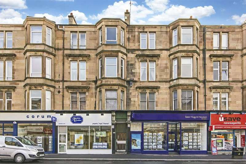 2 Bedrooms Flat for sale in 2/1, 253 Kilmarnock Road, Shawlands, Glasgow, G41