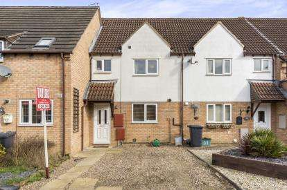 3 Bedrooms Terraced House for sale in Deerhurst Place, Quedgeley, Gloucester, Gloucestershire