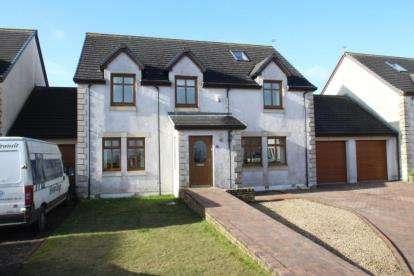 6 Bedrooms Detached House for sale in Hillcrest Square, Falkirk