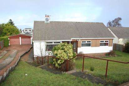 3 Bedrooms Bungalow for sale in Cowal View, Gourock