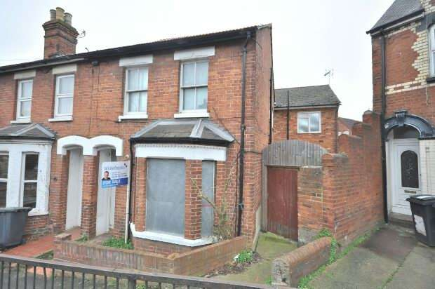 End Of Terrace House for sale in Pell Street, Reading
