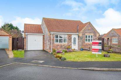 2 Bedrooms Bungalow for sale in Mumby Meadows, Mumby, Alford, Lincolnshire