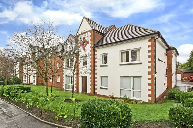 1 Bedroom Flat for sale in 43 Homeglen House, 39 Maryville Avenue, Giffnock, Glasgow, G46