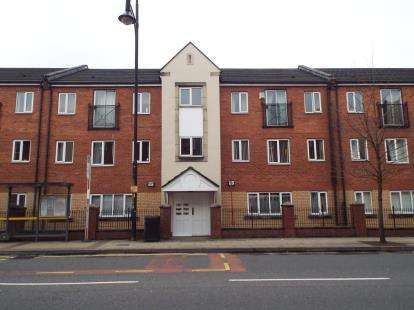 3 Bedrooms Flat for sale in Stretford Road, Manchester, Greater Manchester